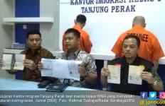 Tinggal di Surabaya Pakai Visa Wisata, WN Tiongkok Jadi Pembuat Tahu - JPNN.com