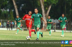 PSMS Medan Jajal Kekuatan PSPS Pekanbaru Selection Hari Ini - JPNN.com