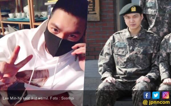 Buat yang Kangen : Lee Min Ho Pulang dari Wamil Siap Berakting Lagi - JPNN.com