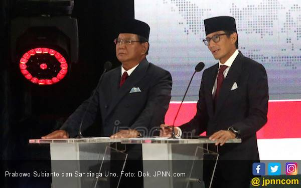 Masih Yakin Menang Pilpres, Kubu Prabowo Tantang Bawaslu Diskualifikasi Jokowi - JPNN.com