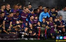 Sejarah Menanti Pelatih dan Presiden Barcelona - JPNN.com