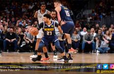 Singkirkan San Antonio Spurs, Denver Nuggets Tembus Semifinal Wilayah Barat NBA - JPNN.com