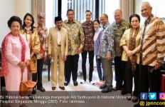 BJ Habibie Doakan Ani Yudhoyono Cepat Sembuh - JPNN.com