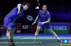 Menegangkan, Chen Qingchen / Jia Yifan Kampiun Asia Lewat Final Dramatis - JPNN.com
