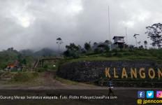 Gunung Merapi Terus Alami Guguran, Status Waspada - JPNN.com