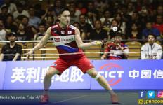 Carolina Marin dan Kento Momota Petik Hasil Manis di Babak Pertama China Open 2019 - JPNN.com