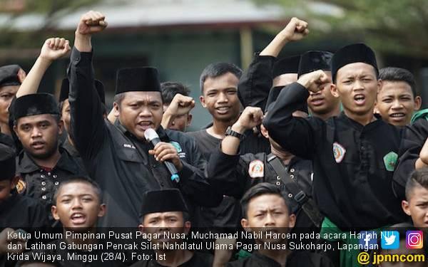 Gus Nabil: Pendekar Pagar Nusa Tetap Solid Menjaga Kiai, Bangsa dan Negara - JPNN.com