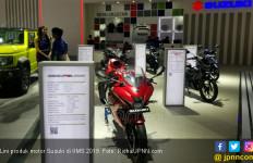 IIMS 2019: Cukup Rogoh Kocek Rp 300 Ribu Bisa Bawa Suzuki GSX-R150 - JPNN.com