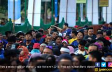 Diikuti Ribuan Peserta, Pelari Kenya Unggul di Mandiri Jogja Marathon 2019 - JPNN.com