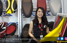 IIMS 2019: Pelapis Jok Antipanas untuk Yamaha Nmax dan Honda PCX - JPNN.com