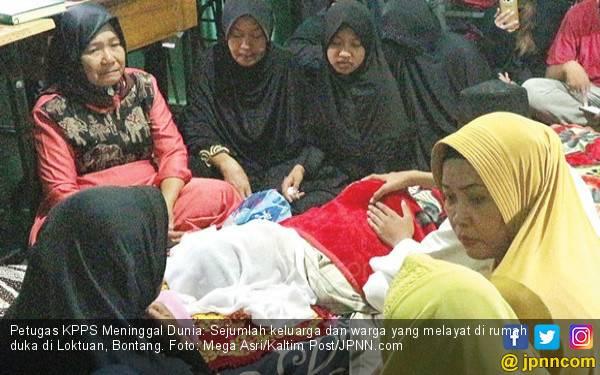 Komnas HAM: Pemicu Kematian Petugas KPPS Bukan Hanya karena Kondisi Fisik - JPNN.com