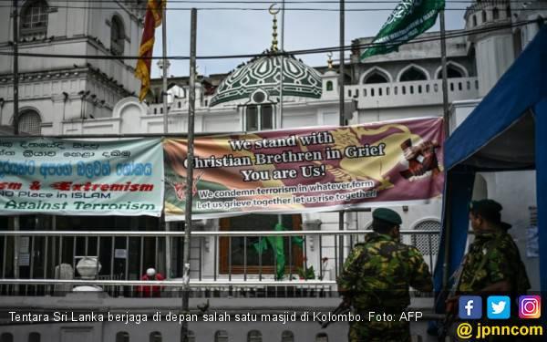 Trauma Teror, Sri Lanka Larang Warga Menutup Wajah - JPNN.com
