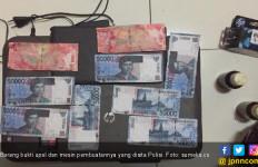 Pengedar dan Pembuat Uang Palsu di Lahat Berhasil Diringkus Polisi - JPNN.com