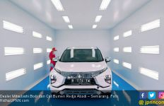 Mitsubishi Gelar Kampanye Sterilisasi Kabin Mobil, Gratis! - JPNN.com