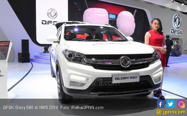 Glory 560 Dominasi Penjualan DFSK Indonesia di IIMS 2019 - JPNN.com