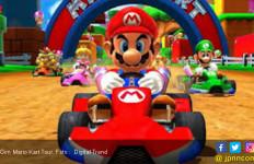 Nintendo Buka Pendaftaran Uji Coba Gim Mario Kart Tour, Ini Syaratnya - JPNN.com