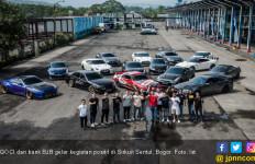 Penggemar Nissan GT-R Berbagi Ilmu Berkendara Aman di Sirkuit - JPNN.com