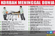 Korban Meninggal Akibat Banjir dan Longsor di Bengkulu Bertambah Jadi 17 Orang - JPNN.com