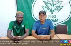 Pelatih PSMS Puji Penampilan Perdana Mohammed Lamine - JPNN.com