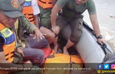 Warga Tanah Abang Tewas Tenggelam Terseret Arus Sungai - JPNN.com