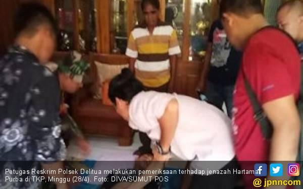 Diduga Lantaran Patah Hati, Pemuda 28 Tahun Nekat Gantung Diri - JPNN.com