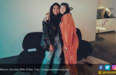Aurelie Moeremans Iri pada Marion Jola - JPNN.com