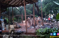 Penuh Kenangan, Pendopo Rumah Wali Kota Bima Arya Roboh - JPNN.com