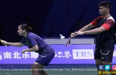 Praveen / Melati Mulus ke 16 Besar New Zealand Open - JPNN.com