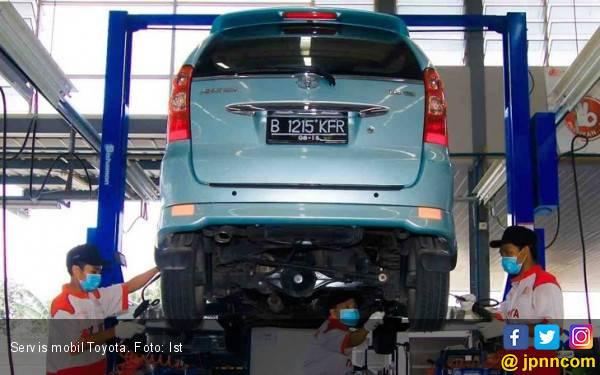 Promo Servis Toyota Banyak Diskon dan Hadiah Menarik - JPNN.com