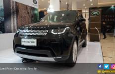 Mengaspal di Indonesia, Land Rover Discovery Ganti Mesin Turbo - JPNN.com