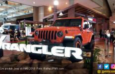 Paket Promo Jeep di IIMS 2019, Apa Saja? - JPNN.com