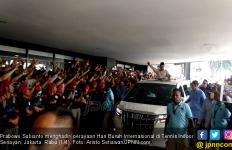 Berorasi di May Day KSPI, Prabowo: Media, Hati-Hati Kau - JPNN.com