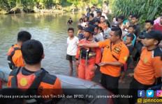 Bocah 11 Tahun Hanyut Saat Berenang di Sungai Babura - JPNN.com