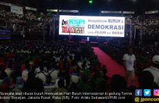 Jokowi - JK Dianggap Gagal Memperjuangan Nasib Buruh - JPNN.com