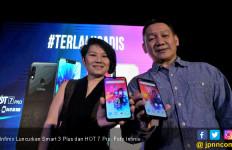 Gak Sampai Rp2 Juta, Infinix Luncurkan Smart 3 Plus dan HOT 7 Pro - JPNN.com
