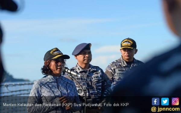 Meriahkan HUT RI ke-74, Bu Susi Bakal Bersih-bersih Pantai dan Laut - JPNN.com