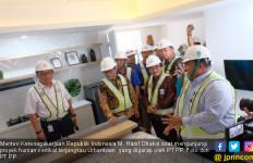 PT PP Fokus Garap Hunian Untuk Buruh, Menteri Ketenagakerjaan Kunjungi Urbantown Serpong - JPNN.com