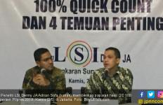 LSI Denny JA: Prabowo – Sandi Menang di 13 Provinsi, Selisih 17 Juta Suara - JPNN.com