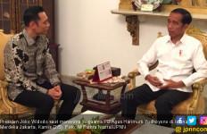 Pertemuan AHY dengan Jokowi untuk Minta Jabatan? - JPNN.com