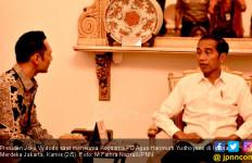 Jokowi: Terima Kasih, Mas AHY - JPNN.com
