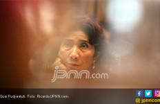 Wujudkan Pernyataan Pak Jokowi, Bu Susi: Makanya Saya Terobos itu Semuanya - JPNN.com