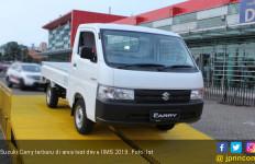 Jajal Suzuki Carry Terbaru di IIMS 2019, Ini Pengakuan Risman - JPNN.com