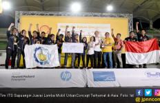 Mantul! Mobil Buatan Mahasiswa Indonesia Didaulat Terhemat di Asia - JPNN.com
