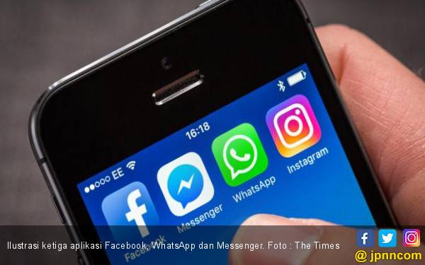 Keamanan Komunikasi Pengguna WhatsApp Kini Dipertanyakan - JPNN.com