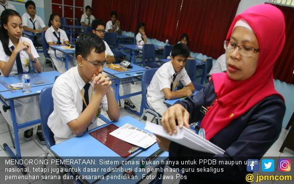 Zonasi Pendidikan Cegah Jual Beli Kursi dan Pungli - JPNN.com