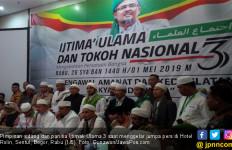 Rekomendasi Ijtimak Ulama III Dianggap Memanas-manasi Umat - JPNN.com