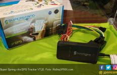 Super Spring Rilis GPS Tracker Adopsi Teknologi Pertama di Dunia - JPNN.com