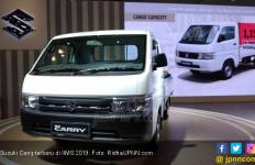 Promo Pembelian Suzuki Carry 2019 Gratis Motor Nex II - JPNN.com