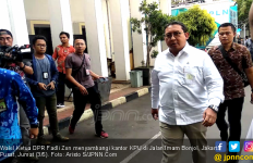 Fadli Zon Tidak Terima Alasan KPU soal Kesalahan Input Data ke Situng - JPNN.com