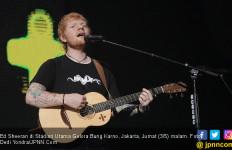 Ed Sheeran Vakum dari Dunia Musik - JPNN.com